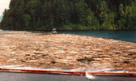 La drave sur la rivière des Outaouais - notre histoire